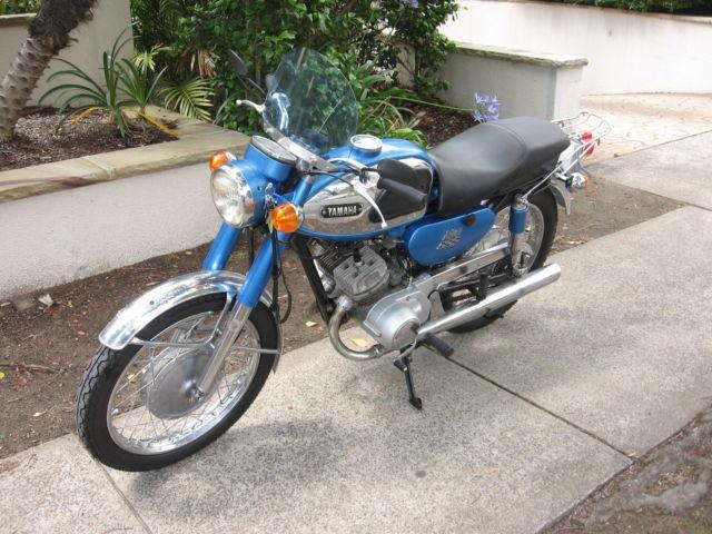 Yamaha YCS-1 1967