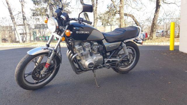 1982 Suzuki GS750 GS 750 Garage Find, Very Clean Similar to CB750