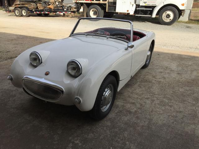 1959 Austin Healey Bug Eye Sprite