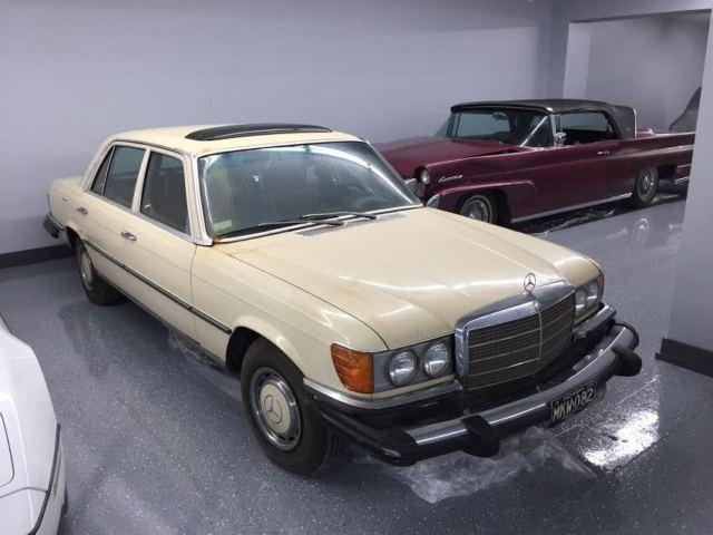 1979 Merceds Benz 450sl