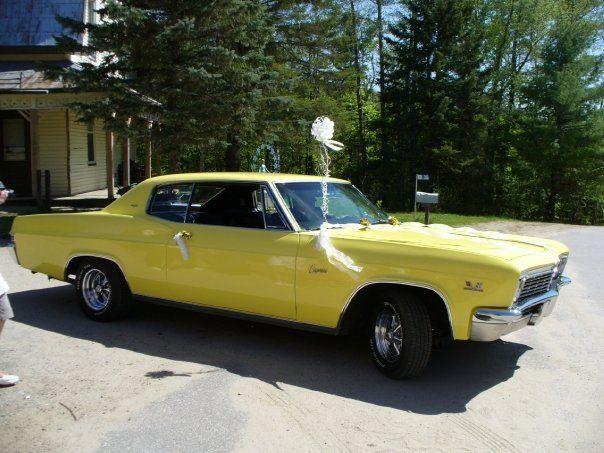 Chevrolet: Caprice Classic Coupe