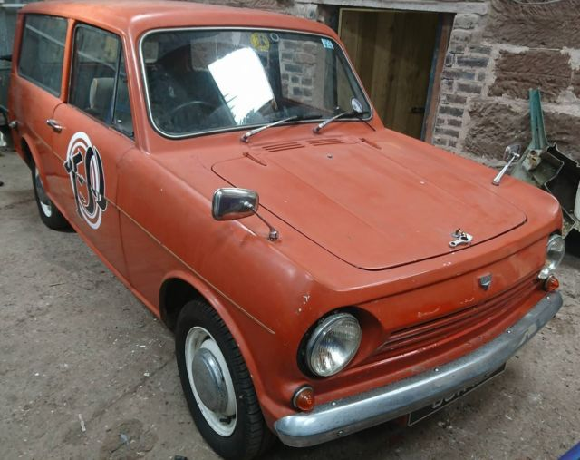 1973 Reliant Rebel Estate for recommissioning