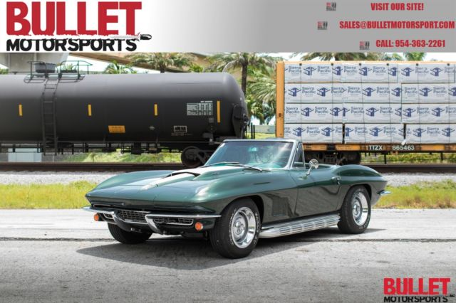 1967 Chevrolet Corvette Convertible, Beautiful Restoration, LS7 Engine Swap!