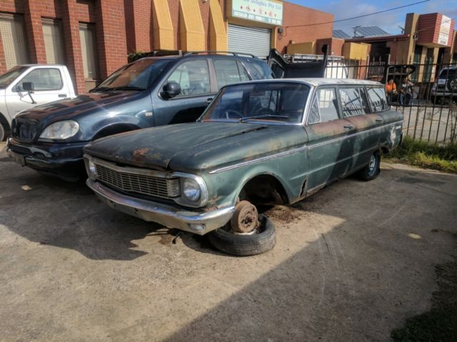 1963 Ford Falcon Wagon XP suit XM XL XY XW XA XB GT buyer