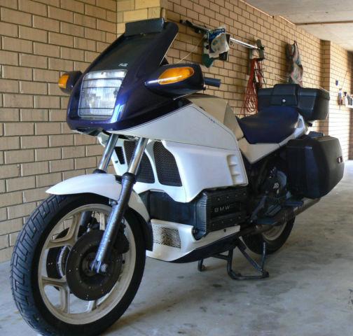 1989 BMW K100 RT