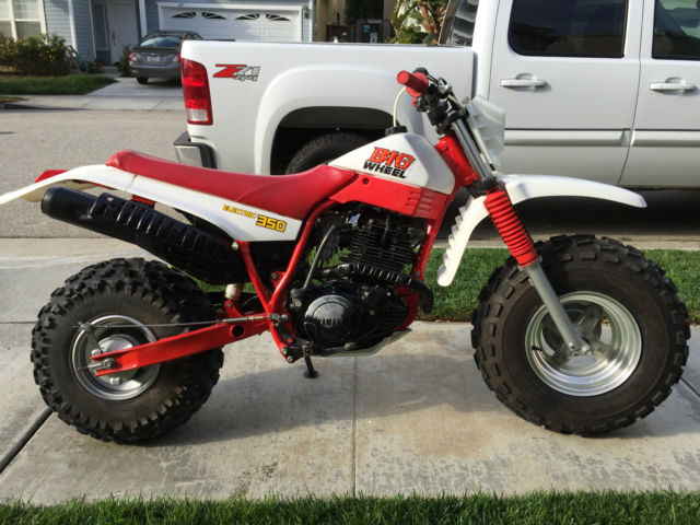 1987 Yamaha Big Wheel 350