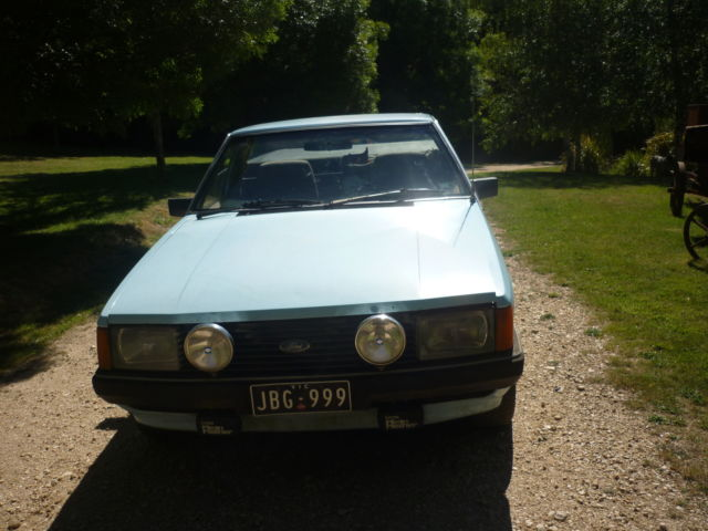 Ford Falcon (1979) Ute 3 SP Automatic (4.9L - Carb)