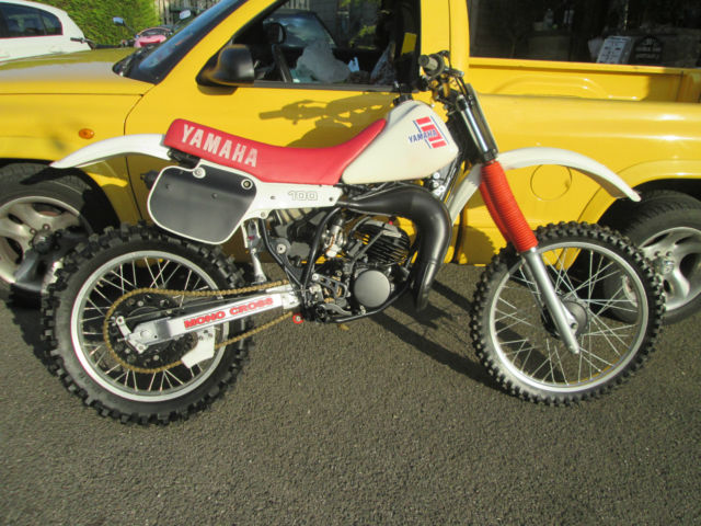 1982 YAMAHA YZ100 FINEST ON OFFER BLUE CHIP INVESTMENT ENDURO 2 STROKE RARE/MINT