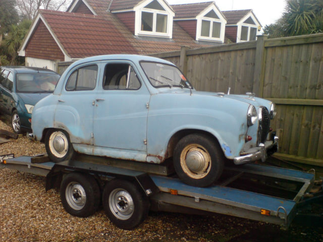 Austin A35 ,1958 in need of alot of work...