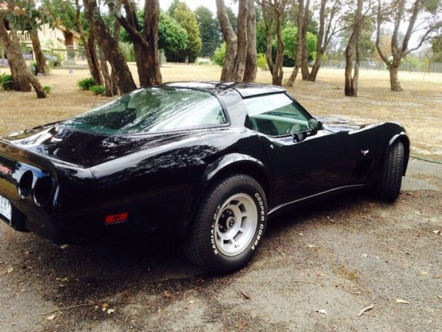 1979 chevrolet corvette stingray for sale melbourne vic australia