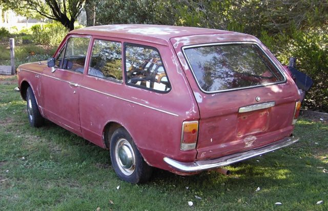 TOYOTA COROLLA 1969 KE16V 2 DOOR WAGON For Sale Red Cliffs, Victoria, Australia ...