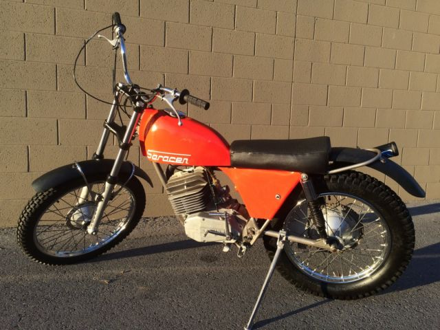 1970 Other Makes 1970 SARACEN 125 TRIALS