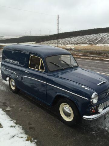 austin a60 van  1971