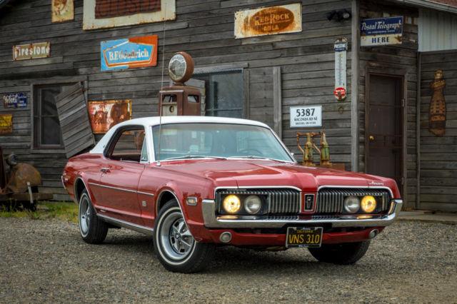 Toyota Salem Oregon >> 1968 Mercury Cougar For Sale Salem, Oregon, United States ...