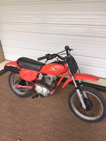 1981 Honda XR