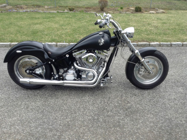 1990 Custom Built Motorcycles Other