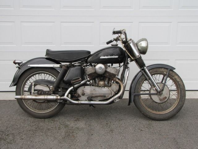 1952 Harley-Davidson Other