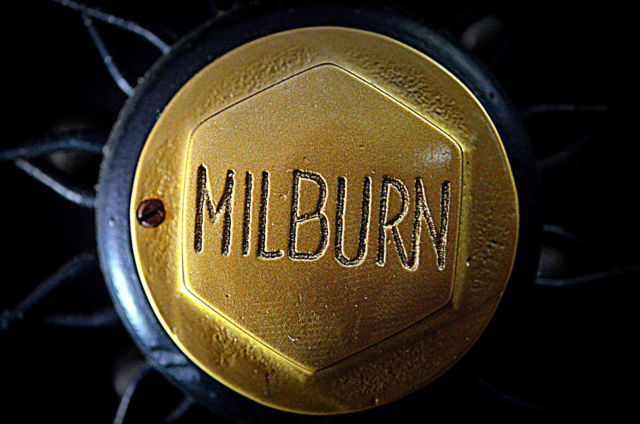 1920 Other Makes Milburn Model 27L Brougham