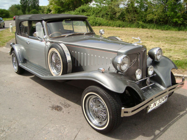 BEAUFORD OPEN TOURER OTHER