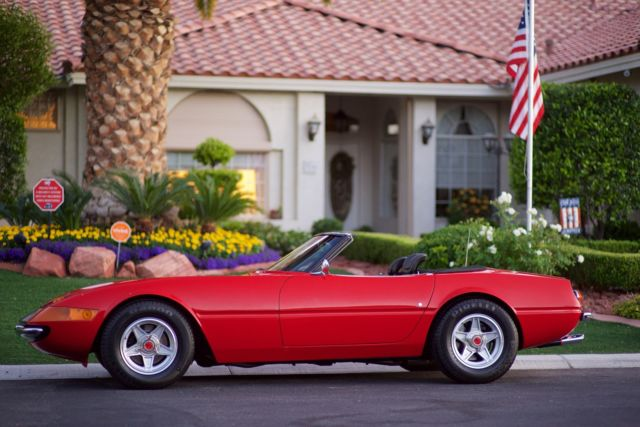 1980 Replica/Kit Makes Rowley/Sturtevant Daytona GTC Convertable