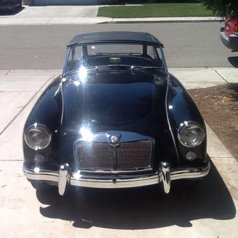 1958 MG MGA TWIN CAM