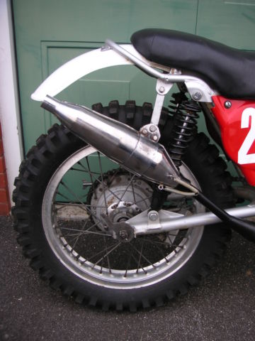 Bultaco Pursang 1972 mk6 350 (326cc) matching numbers For Sale