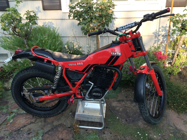 1984 Other Makes Fantic 300 Trials Professional