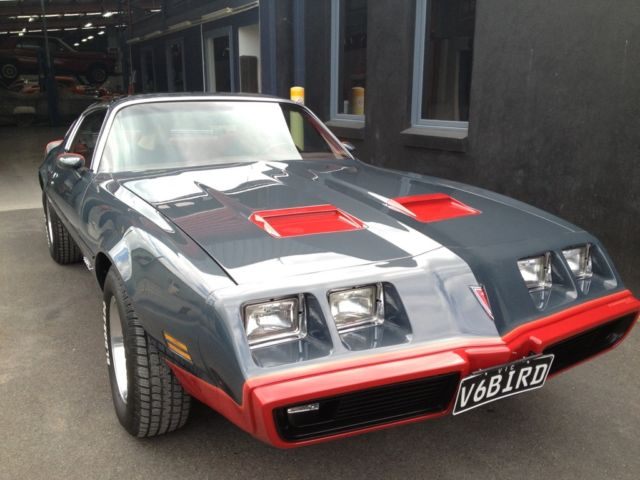 1981 Pontiac Firebird (Rare)