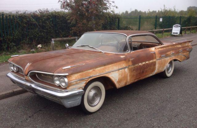 1959 Pontiac Bonneville 2-dr Coupe