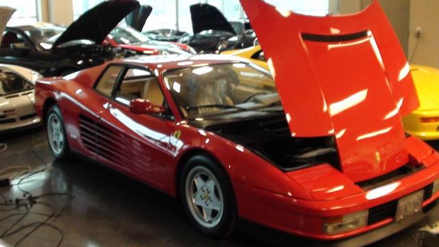 Ferrari : Testarossa