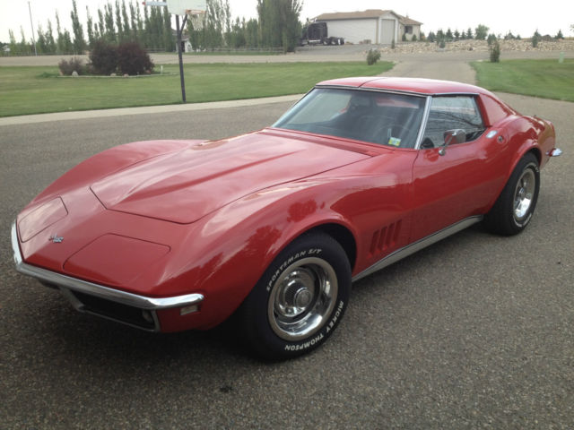 1968 Chevrolet Corvette L79-327-350HP+Coupe Matching#'s