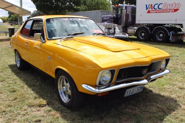 1972 Holden LJ Torana GTR-XU1 XU2 V8 302 chev camaro muscle car Collector Rare