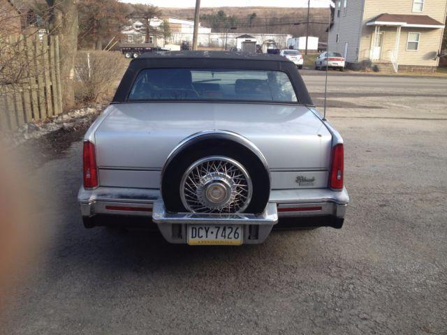 1988 Classic Cadillac Eldorado