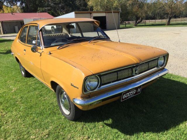 Holden Torana LC 2 door coupe