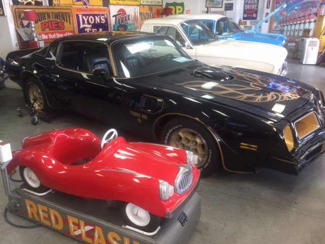 PONTIAC TRANS Am SE RARE FACTORY HURST T TOP SE IMMACULATE ORDER For