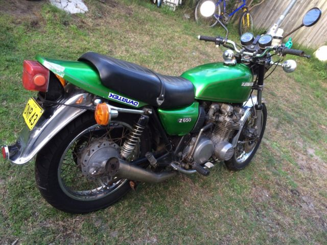 Kawasaki Z650b For Sale Maroubra NSW Australia
