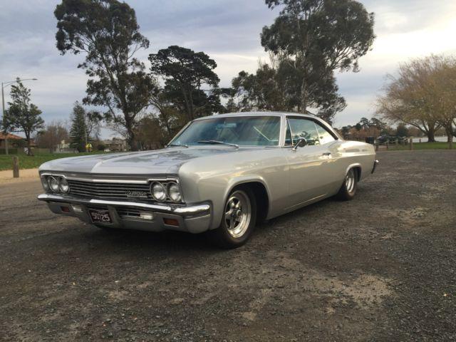 1966 chevrolet ss impala coupe