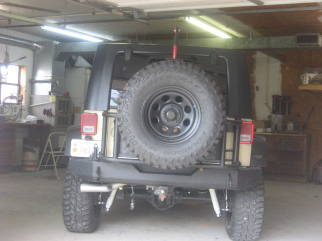 2008 Jeep Wrangler with Hemi conversion For Sale Pittsburg