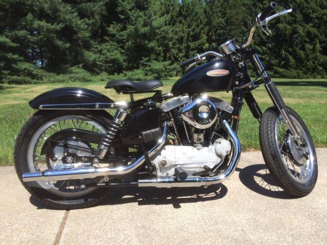 Harley Davidson Sporster 1961 XLH
