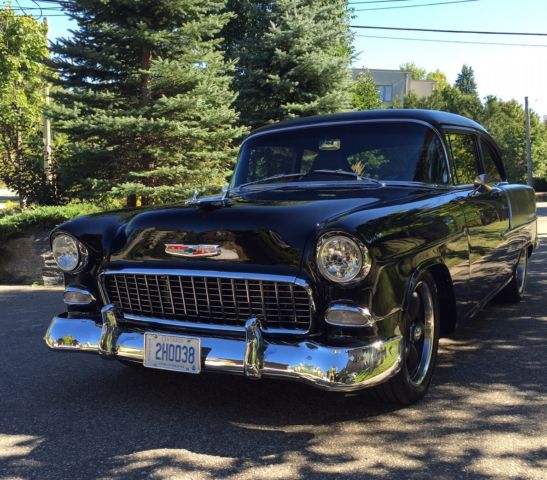 1955 Bel Air 2 Door Post      Pro-Touring / Resto-Mod
