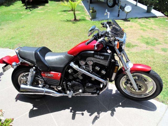 Yamaha Vmax 1200cc 1988 Muscle bike
