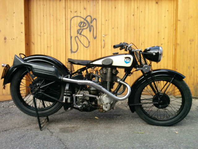 Other Makes: NSU OSL 501
