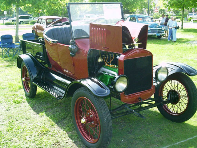 1925 Ford Model T Roadster truck Convertable