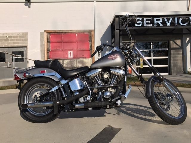 AS-IS 1985 Harley-Davidson Softail FXST