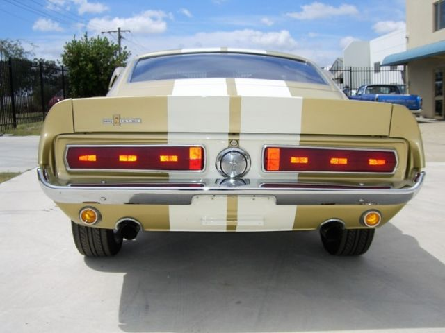 ford mustang fastback 1967 GT 500