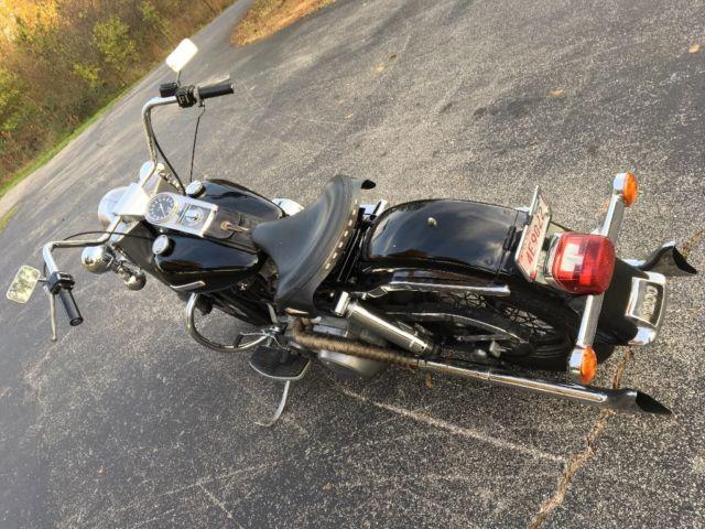 1976 Harley Davidson FLH Shovelhead