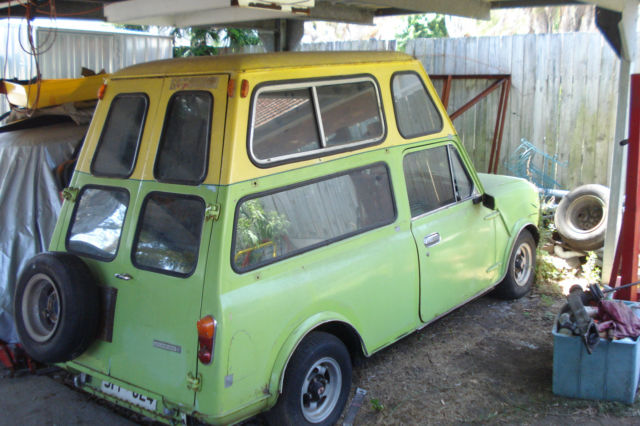 Leyland Mini Van 1975 Automatic