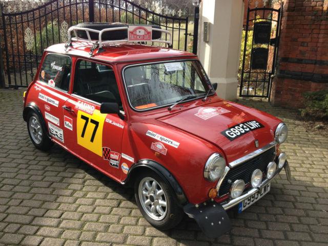 MINI MONTE CARLO REPLICA AUTOMATC RARE CLASSIC 48K MILES STUNNING MINI in the UK