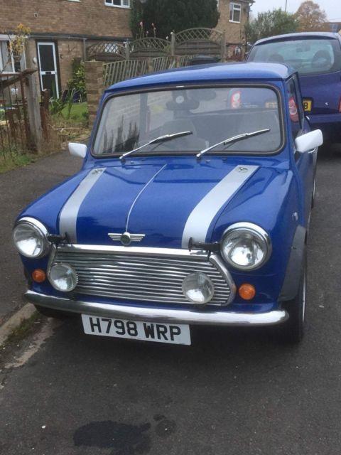 Classic Mini Mot'd/spares/repairs/project
