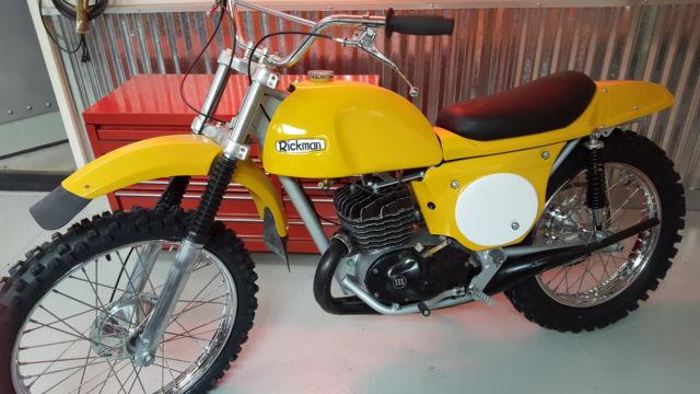 1973 Rickman Montesa 250 MX